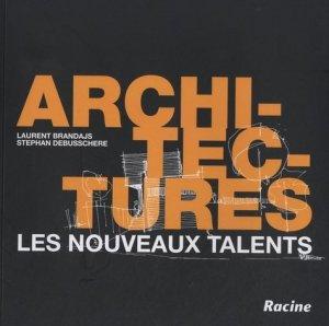 Architectures Les nouveaux talents - racine - 9782873867362 -