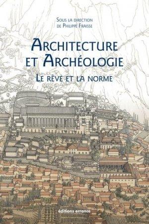 Archéologie et architecture - errance - 9782877726375 -