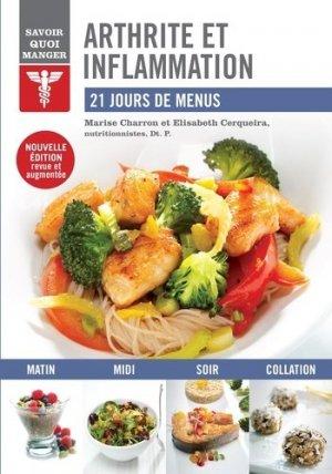 Arthrite et inflammation - Modus Vivendi - 9782897761806 -