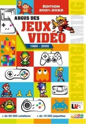 Argus des jeux vidéo - lva (la vie de l'auto) - 9782900246009 -