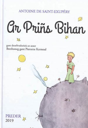 Ar Prins Bihan - preder - 9782901383864 -