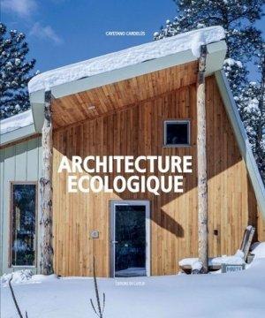 Architecture écologique - du layeur - 9782915126532 -