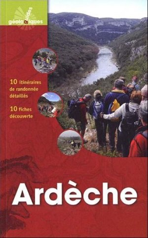 Ardèche - omniscience - 9782916097589 -