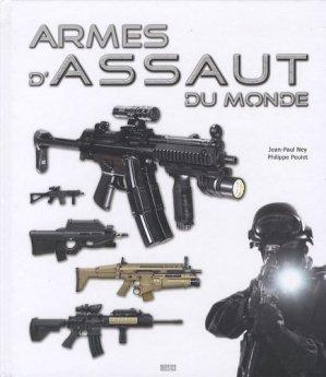Armes d'assaut du monde - Mission Spéciale Productions - 9782916357300 - majbook ème édition, majbook 1ère édition, livre ecn major, livre ecn, fiche ecn