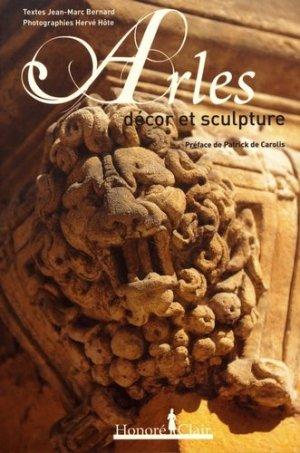 Arles - honoré clair editions - 9782918371007 -