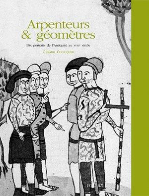 Arpenteurs & géomètres  Volume 1 - publi topex - 9782919530069 -