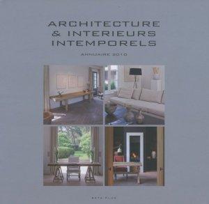 Architecture & intérieurs intemporels - Beta-plus - 9782930367644 -
