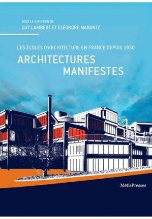 Architectures manifestes - metispresses - 9782940563326