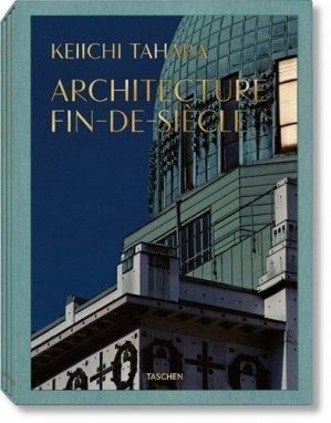 Architecture fin-de-siècle - taschen - 9783836530576 -