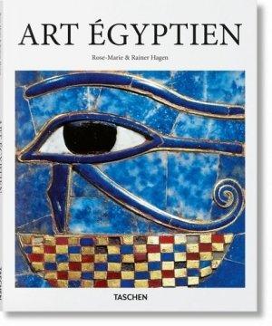 Art égyptien - Taschen - 9783836549165 -