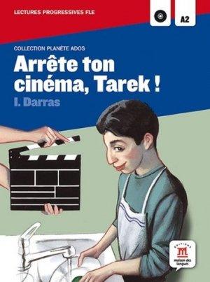 Arrête ton cinéma, Tarek - Difusión Centro de Investigación y publicaciones de idiomas - 9788484438915 -