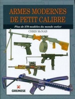 Armes modernes de petit calibre - gremese - 9788873017264 -