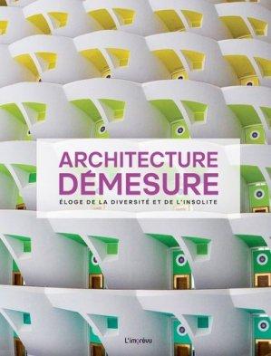 Architecture démesure - de l'imprevu - 9791029508721 -