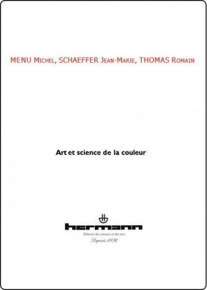 Art et science de la couleur - Hermann - 9791037003614 -