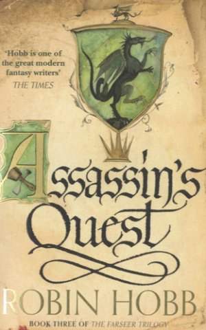Assassin's Quest: Book Three of The Farseer Trilogy - harpercollins - 9780007562275 -