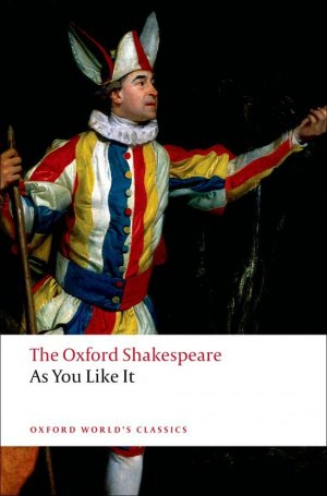 As You Like it - oxford - 9780199536153 -