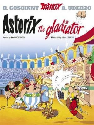 ASTERIX THE GLADIATOR  - ORION - 9780752866109 -