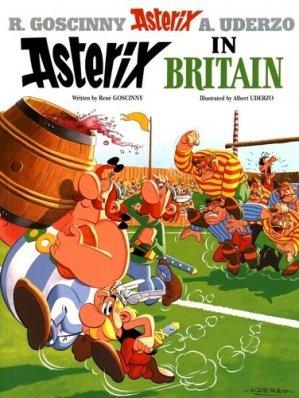 ASTERIX IN BRITAIN  - ORION - 9780752866192 -