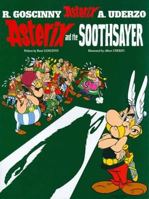ASTERIX AND THE SOOTHSAYER  - ORION - 9780752866420 -