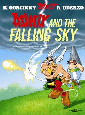ASTERIX AND THE FALLING SKY  - ORION - 9780752875484 -