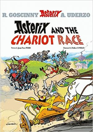 ASTERIX AND THE RACE THROUGH ITALY  - HACHETTE - 9781510104013 -
