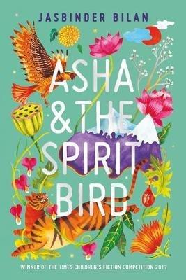 Asha & the Spirit Bird - chiken house - 9781911490197 -