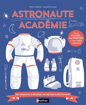Astronaute académie - Nathan - 9782092581636 -