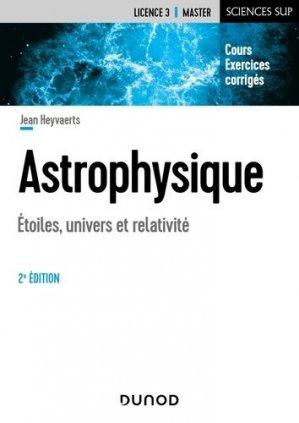 Astrophysique - Dunod - 9782100827596 -