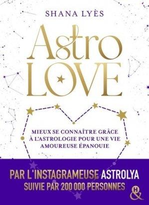 Astrolove - Harlequin - 9782280453110 -