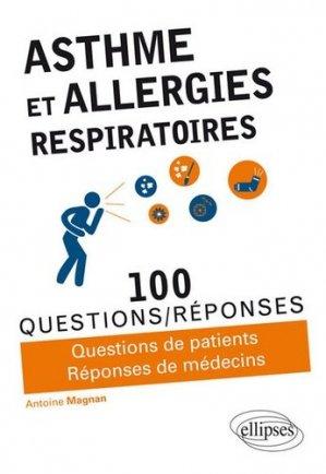 Asthme et allergies - ellipses - 9782340012134 -