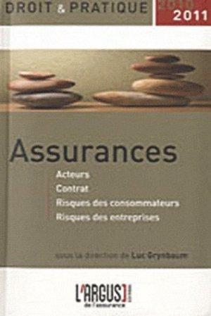 Assurances - Groupe Industrie Services Info - 9782354740832 -