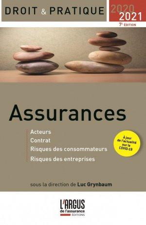 Assurances - Groupe Industrie Services Info - 9782354743598 -
