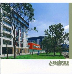 Asnières Quartier de Seine - archibooks - 9782357331365 -