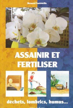 Assainir et fertiliser - de terran - 9782359810400 -