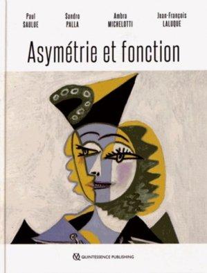 Asymétrie et fonction - quintessence international - 9782366150353 -