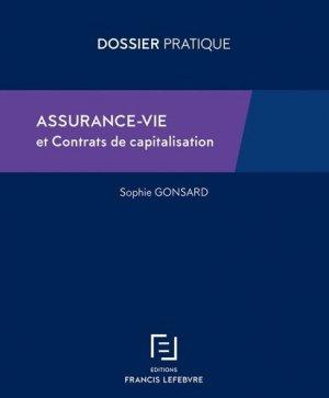 Assurance-vie et contrats de capitalisation - Francis Lefebvre - 9782368934616 -