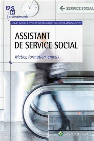 Assistant de service social - wolters kluwer - 9782371480346 -