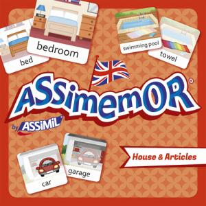 Assimemor House and Objects - assimil - 9782700590340 -