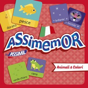 Assimemor Animali & Colori - Animaux et Couleurs - assimil - 9782700590425 -