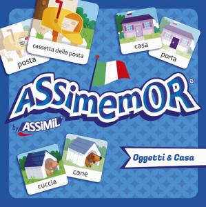 Assimemor Oggetti & Casa - Maison et Objets - assimil - 9782700590456 -