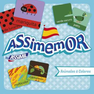 Assimemor Animales & Colores - Animaux et Couleurs - assimil - 9782700590463 -