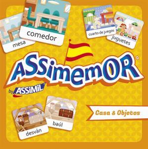 Assimemor Casa & Objetos - Maison et Objets - assimil - 9782700590494 -