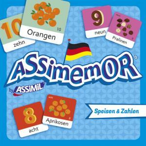 Assimemor Speisen & Zahlen - Aliments et Nombres - assimil - 9782700590517 -