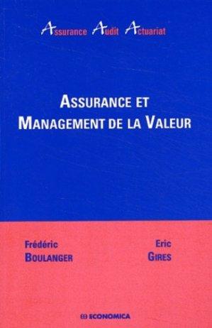 Assurance et management de la valeur - Economica - 9782717845747 -