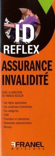 Assurance invalidité - arnaud franel - 9782896035021 -