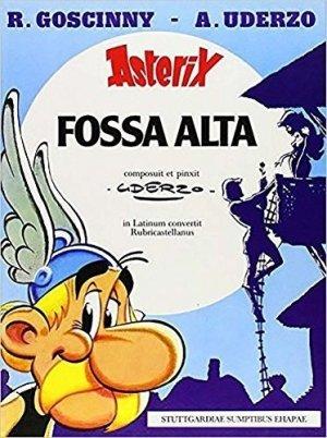 ASTEERIX FOSSA ALTA  - EGMONT - 9783770400584 -