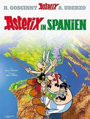 ASTERIX IN SPANIEN - egmont allemagne - 9783770436149 -