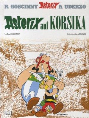 ASTERIX AUF KORSIKA - egmont allemagne - 9783770436200 -