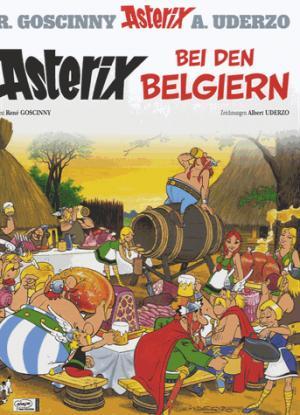ASTERIX BEI DEN BELGIERN - egmont allemagne - 9783770436248 -