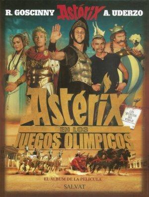ASTERIX EN LOS JUEGOS OLIMPICOS  - SALVAT - 9788434506640 -